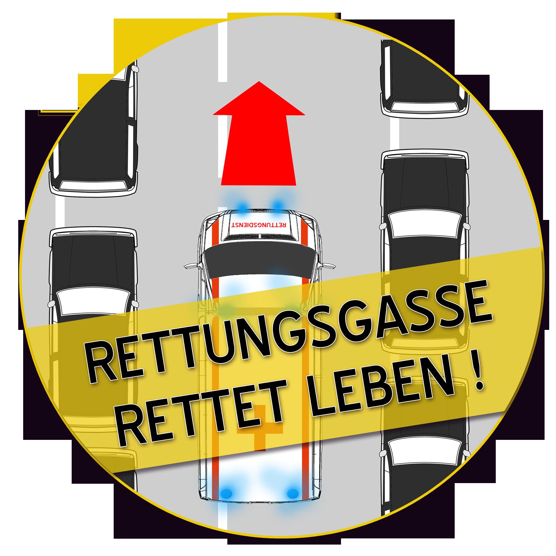 link: www.rettungsgasse-rettet-leben.de